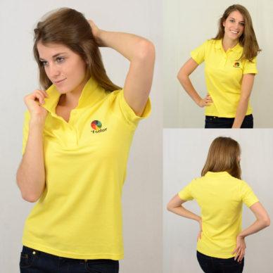 50 Polo-Shirts mit Druck