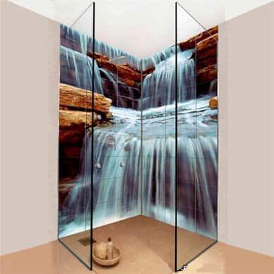 Bathroom Tiles Models